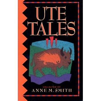 Contes de ute par Anne Smith - livre 9780874804423