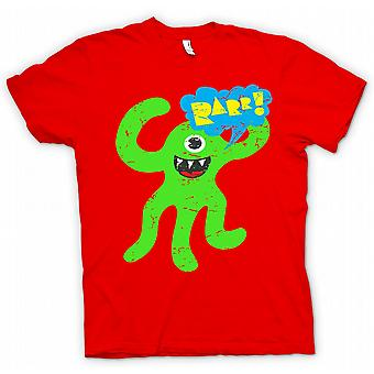 Kinder T-shirt - Cool hübsch Monster - Raaarrr
