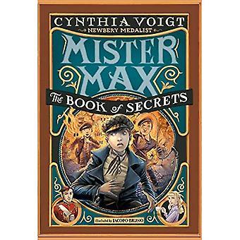 Bok av hemligheter (Mister Max)