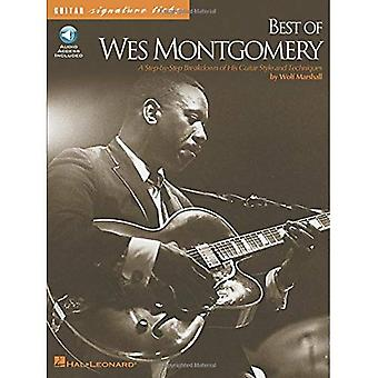 Best of Wes Montgomery with CD (Audio) (Signature Licks)