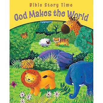 God Makes the World (Bible Story Time)