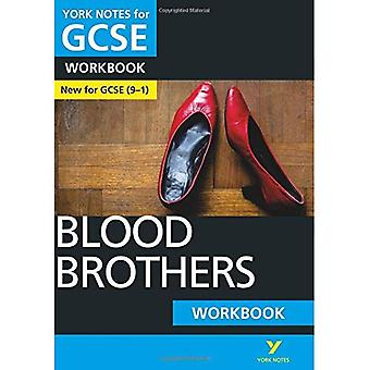 Blood Brothers: York Notes for�GCSE (9-1) Workbook (York�Notes)