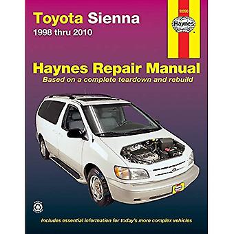 Toyota Sienna Automotive Repair Manual (Haynes Automotive Repair Manuals)