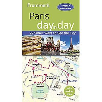 Frommer's Paris (Day by Day)