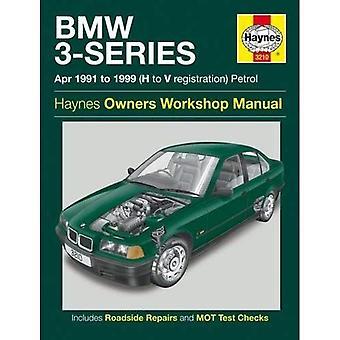 BMW 3-serie Service en reparatie handleiding
