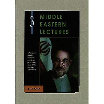 No conferencias del Medio Oriente 3; 1999:1999 No 3