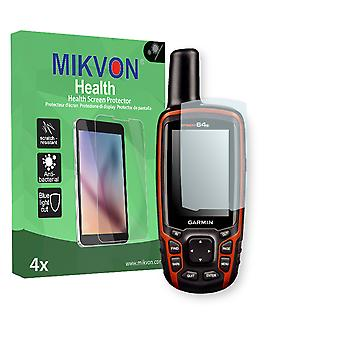 Garmin GPSMAP 64s Screen Protector - Mikvon Health (Retail Package with accessories)