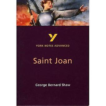 Saint Joan (York Notes Advanced)