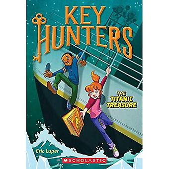 The Titanic Treasure (Key Hunters)
