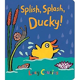 Splish, Splash, patinho! [Livro de placa]