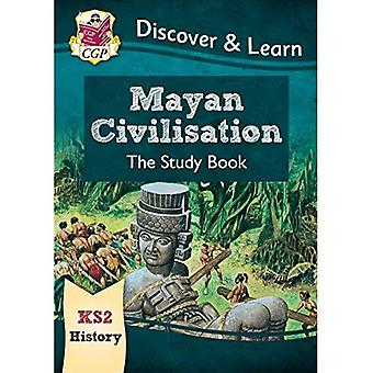 New KS2 Discover & Learn: History - Mayan Civilisation Study Book