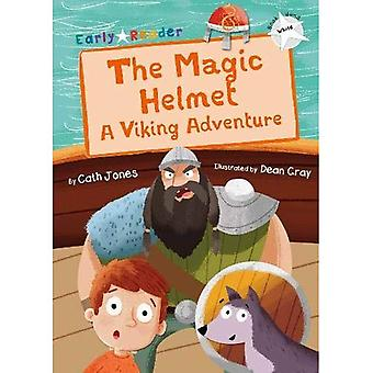Magic Helmet (White Early Reader): A Viking Adventure