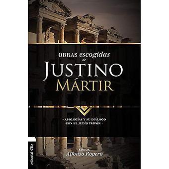 Obras Escogidas de Justino M rtir: Apolog as Y Su Di logo Con El Jud o Trif n (Coleccion Patristica)