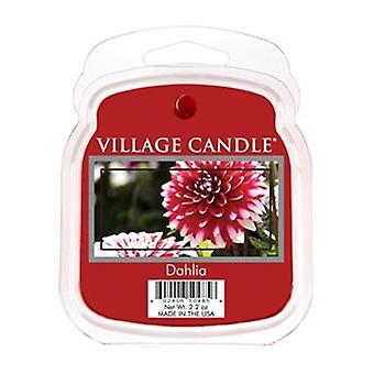 Village Candle Premium Fragrance Wax melts 6 Pack - Dahlia