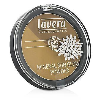 Lavera Mineral Sun Glow Powder - # 01 Golden Sahara - 9g/0.3oz