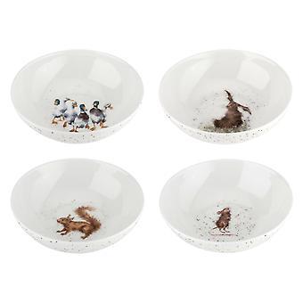 Wrendale Designs Set of 4 Bowls