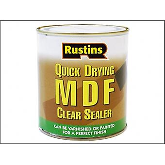 QUICK DRY MDF SEALER CLEAR 500 ML