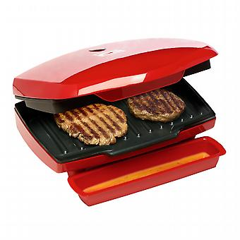 Grill Rotisserie 700 watts. 'Red Hot' series.