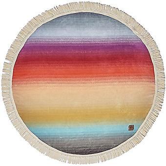 Slowtide Terra Round Beach Towel