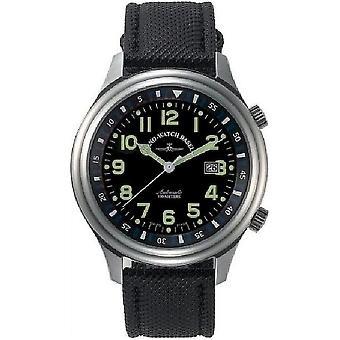 Zeno-Watch Herrenuhr Fellow Oversized Automatic 3064-a1