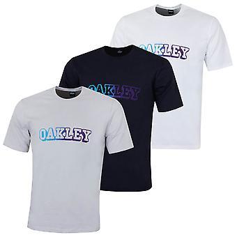 Oakley mens 2019 camiseta con logotipo Oakley