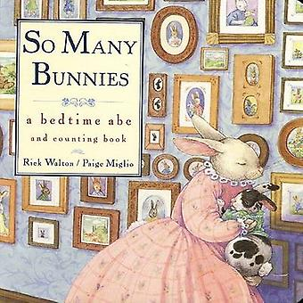 So Many Bunnies - A Bedtime ABC and Counting Book by Rick Walton - Pai
