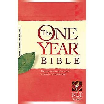 One Year Bible-Nlt - 9781414302041 Book