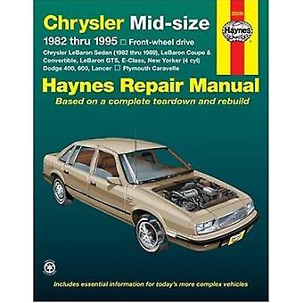 Chrysler Mid-size Front Wheel Drive Models (1982 to 1995) Automotive