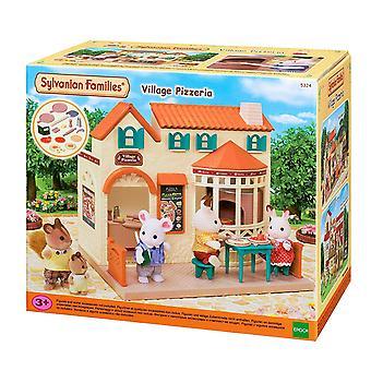 Sylvanian Families Village Pizzeria Toy
