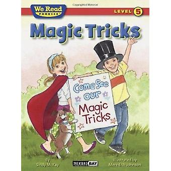 Magic Tricks by Sindy McKay - Meredith Johnson - 9781601153388 Book