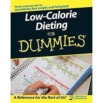 Faible teneur en calories, un régime pour les nuls par Susan McQuillan - Bo 9780764599057