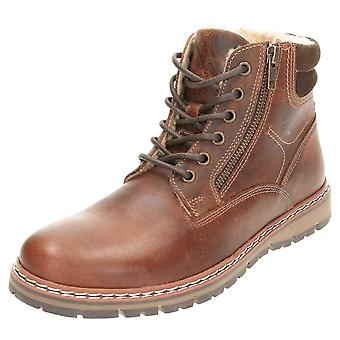 6469c082ebae60 Red Tape Lace Up Leather Chukka Ankle Boots