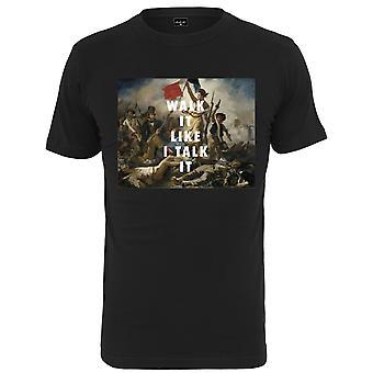 Mister Tee Shirt - WALK IT black