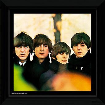 The Beatles til salg indrammet Album dække Print 12x12in