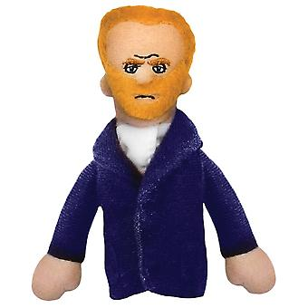 Finger Puppet - UPG - Vincent Van Gogh Soft Doll Toys Gifts New 0121