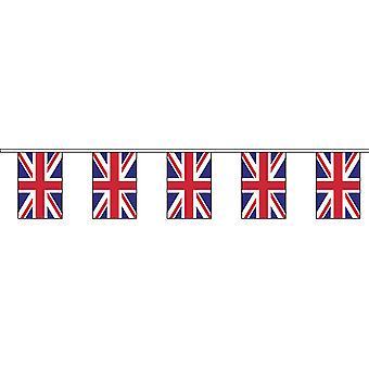 Union Flag Bunting 9 metre - Union Jack Pennants
