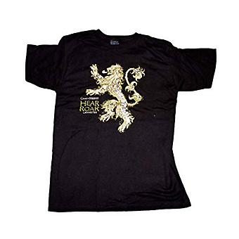 Game of Thrones Lannister Male T-Shirt