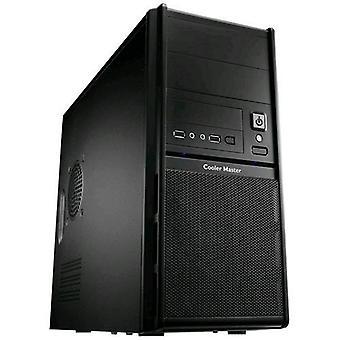 Cooler master elite 342 case mini-tower 6 slot hdd 2 slot unit optical black color