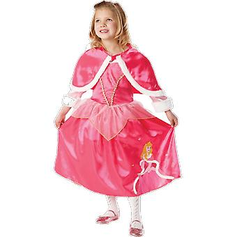 Girls Age 3 - 8 Years Disney Winter Sleeping Beauty Costume Princess World Book Day Fancy Dress