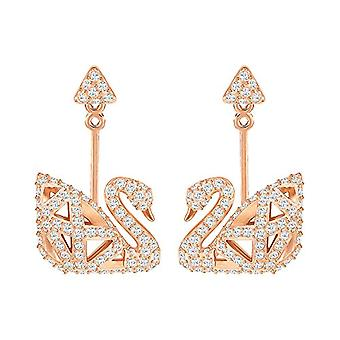 Swarovski Gold-plated Women's Stud Earrings - 5358058