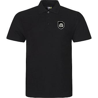 Waffen SS German WW2 - Military Insignia - Polo Shirt