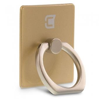 Universal Caseco Ring Phone Holder/Kickstand - Gold