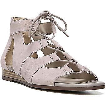Naturalizer Womens Kira Fabric Open Toe Casual Strappy Sandals