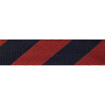 Nouveauté Fashion biais 20 Mm X 22 Yards Red Stripe marine 1782 108