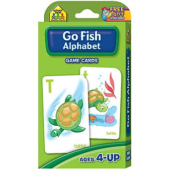 Game Cards Go Fish Szgame 5014