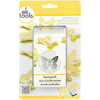 Slim Layering Punch Butterfly E5490020
