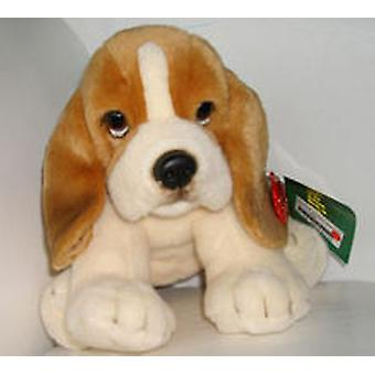 Import Teddy Basset Sitting 40cm (Toys , Dolls And Accesories , Soft Animals)