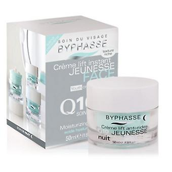 Byphasse Crema facial Lift Instant Q10 noche 50 ml