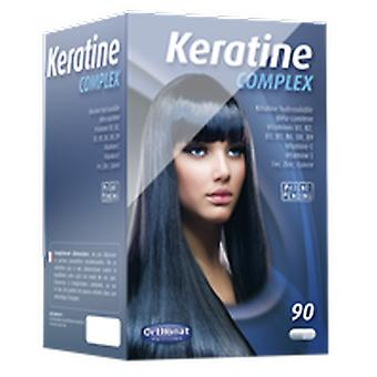 Ortho-nat Keratine 90Cap Complex. (Dietetics and nutrition , Supplements , Body , Hair)