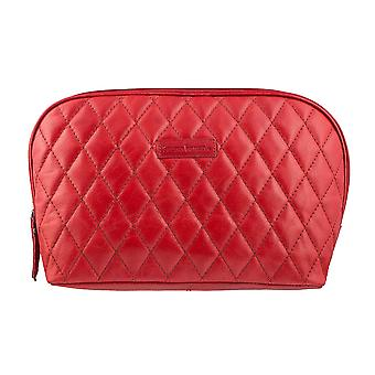 Bruno banani washbag toiletry bag trousse rosso 3371